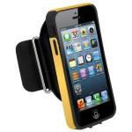 Armband pentru iPhone 5 ISOUND 5311, Black / Yellow