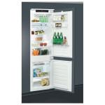Combina frigorifica incorporabila WHIRLPOOL ART 7811/A+, 275l, A+