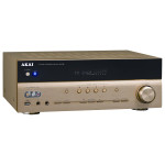 Receiver 5.1 AKAI AS030RA-780BT, 375W, Bluetooth, AM, FM