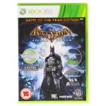 Batman - Arkham Asylum Game of the Year Edition Xbox 360