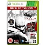Batman: Arkham City - Game of the Year Edition Xbox 360