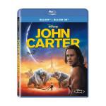 John Carter de pe Marte Blu-ray 3D