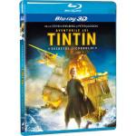 Aventurile lui Tintin - Secretul Licornului Blu-ray 3D