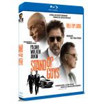Trei tipi duri Blu-ray