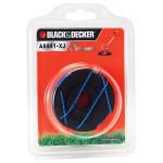 Mosor cu 2 fire de  nylon BLACK & DECKER A6441, 2 x 6m
