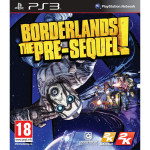 Borderlands: The Pre-Sequel PS3