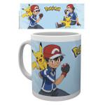 Cana Pokemon: Ash