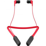 Casti in-ear cu microfon Bluetooth SKULLCANDY ink'd wireless, red black