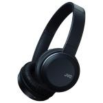 Casti on-ear cu microfon Bluetooth JVC HA-S30BT-B-E, negru