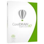 CorelDRAW Graphics Suite X7 Small Business, 3 utilizatori, Box