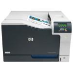 Imprimanta laser color HP LaserJet Professional CP5225n, A3, USB, Retea, alb-negru