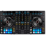 Controller PIONEER DDJ-RX, 4 canale, USB