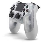 Controller Sony Dualshock 4  pentru Playstation 4, Crystal