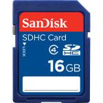 Card de memorie SDHC 16GB SANDISK SDSDB-016G