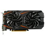 Placa video GIGABYTE NVIDIA GeForce GTX 1060 Windforce OC, 3GB GDDR5, 192bit, GV-N1060WF2OC-3GD
