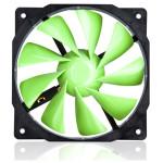 Ventilator XIGMATEK XOF F1252 green, 120mm, 1400rpm, CFS-OXGKS-WU2