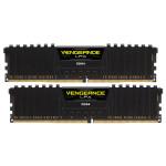 Memorie desktop Corsair Vengeance LPX Black 2x8GB DDR4, CL13, CMK16GX4M2A2133C13