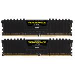 Memorie desktop Corsair Vengeance LPX Black 2x8GB DDR4, CL16, CMK16GX4M2A2666C16