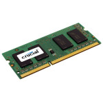 Memorie laptop CRUCIAL CT102464BF160B, 8GB DDR3L, 1600MHz, CL11