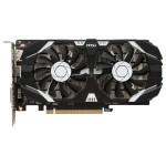 Placa video MSI NVIDIA GeForce GTX 1050 2GT OC, 2GB GDDR5, 128bit, GTX 1050 2GT OC