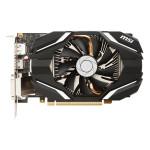 Placa video MSI NVIDIA GeForce GTX 1060, 6GB GDDR5, 192bit, GTX 1060 6G OC