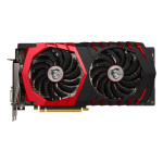 Placa video MSI NVIDIA GeForce GTX 1060 GAMING X 6G, 6GB GDDR5, 192bit, GTX 1060 GAMING X 6G
