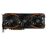 Placa video GIGABYTE NVIDIA GeForce GTX 1080, 8GB GDDR5X, 256bit, GV-N1080WF3OC-8GD