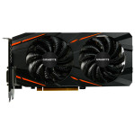 Placa video GIGABYTE AMD Radeon RX 480 G1 Gaming, 4GB GDDR5, 256bit, GV-RX480G1 GAMING-4GD