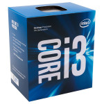 Procesor Intel i3-7100, 3.9GHz, 3MB, BX80677I37100