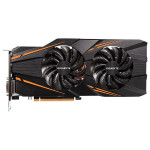 Placa video Gigabyte NVIDIA GeForce GTX 1070, 8GB GDDR5, 256bit, N1070WF2-8GD