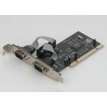 Adaptor GEMBIRD SPC-1 PCI la 2X COM