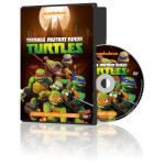Teenage Mutant Ninja Turtles - Sezonul 1 - DVD 8