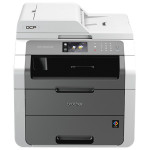 Multifunctional laser color BROTHER DCP-9020CDW, A4, USB, Retea, Wi-Fi