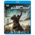 Planeta maimutelor: Revolutie Blu-ray 3D + 2D