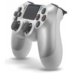 Controller wireless DUALSHOCK 4 V2 SONY PS4, silver