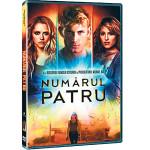 Numarul Patru DVD