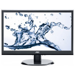 "Monitor LED AOC E2250SWDAK, 21.5"", Full HD, negru"