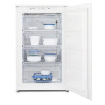 Congelator incorporabil ELECTROLUX EUN1101AOW, 94l, A+, alb