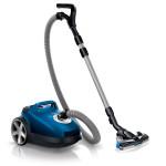 Aspirator cu sac PHILIPS  Performer Expert FC8727/09, 5 l, 650W, albastru