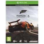 Forza 5 Xbox One Full Game Download Voucher for Xbox Live