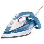 Fier de calcat TEFAL Aquaspeed Autoclean FV5350, 2400W, 140g/min, alb-albastru