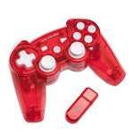 Controller wireless PDP PS3 Rock Candy Stormin Cherry