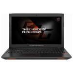 """Laptop ASUS ROG GL553VE-FY026, Intel® Core™ i7-7700HQ pana la 3.8GHz, 15.6"""" Full HD, 24GB, HDD 1TB + SSD 128GB, NVIDIA GeForce GTX 1050 Ti 4GB, Endless"""