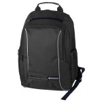 """Rucsac laptop MYRIA HH1322BL, 15.6"""", negru-albastru"""