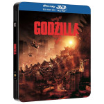 Godzilla 2014 Blu-ray 3D + Blu-ray