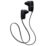 Casti in-ear cu microfon Bluetooth JVC HA-F250BT-BE, negru