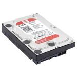 Hard Disk desktop Western Digital Red WD20EFRX, 2TB, IntelliPower, 64MB, SATA3
