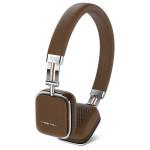 Casti on-ear cu microfon Bluetooth HARMAN KARDON Soho Wireless, maro