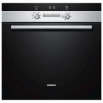 Cuptor incorporabil SIEMENS HB43GT555, electric, 60l, A, negru-argintiu