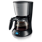 Cafetiera PHILIPS Daily Collection HD7459/20, 1.2l, 1000W, negru - inox